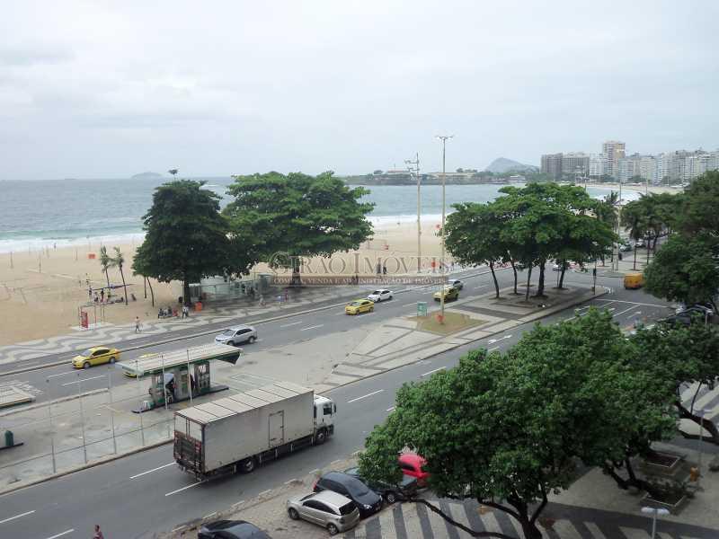2 - Apartamento à venda Avenida Atlântica,Copacabana, Rio de Janeiro - R$ 5.000.000 - GIAP40129 - 3