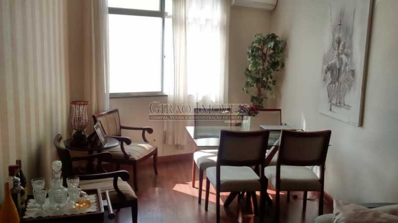 2 sala - Cobertura à venda Rua Santo Afonso,Tijuca, Rio de Janeiro - R$ 750.000 - GICO30049 - 3