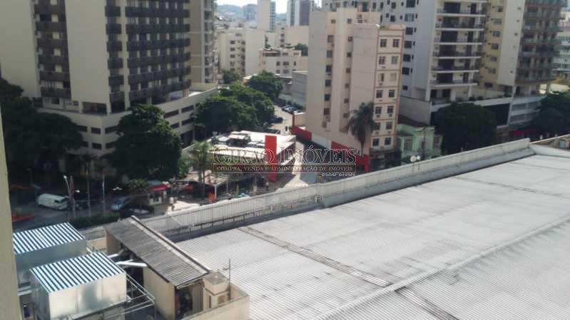 3 vista sala - Cobertura à venda Rua Santo Afonso,Tijuca, Rio de Janeiro - R$ 750.000 - GICO30049 - 4