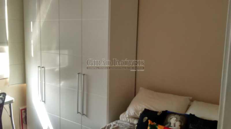 5 suite 1 - Cobertura à venda Rua Santo Afonso,Tijuca, Rio de Janeiro - R$ 750.000 - GICO30049 - 6