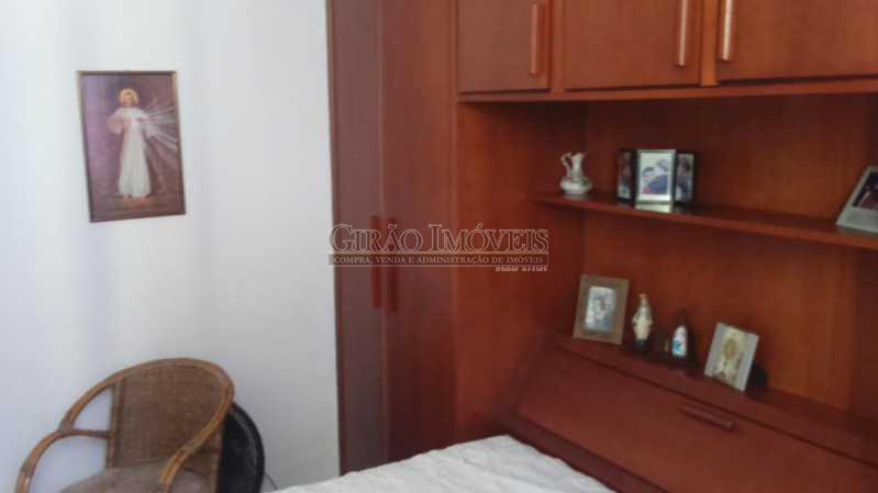 8 armário quarto 1 - Cobertura à venda Rua Santo Afonso,Tijuca, Rio de Janeiro - R$ 750.000 - GICO30049 - 9