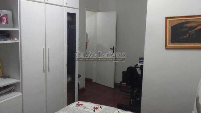 9 quarto 2 - Cobertura à venda Rua Santo Afonso,Tijuca, Rio de Janeiro - R$ 750.000 - GICO30049 - 10