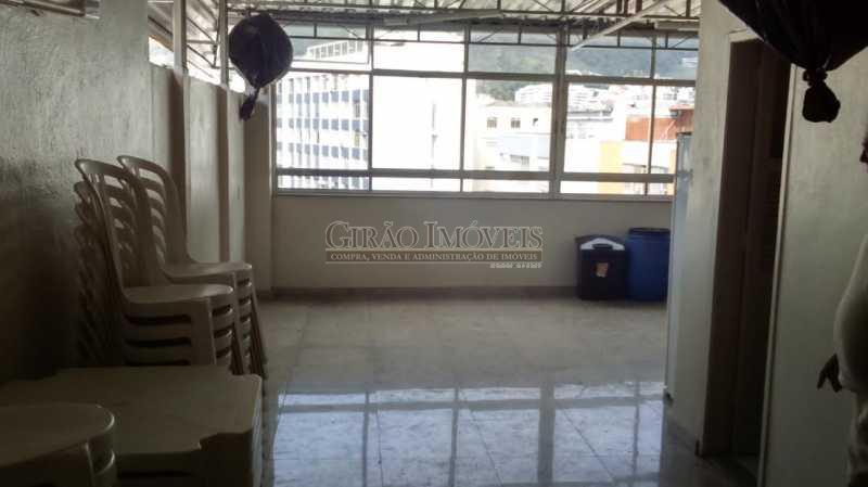 20 salão de festas - Cobertura à venda Rua Santo Afonso,Tijuca, Rio de Janeiro - R$ 750.000 - GICO30049 - 21