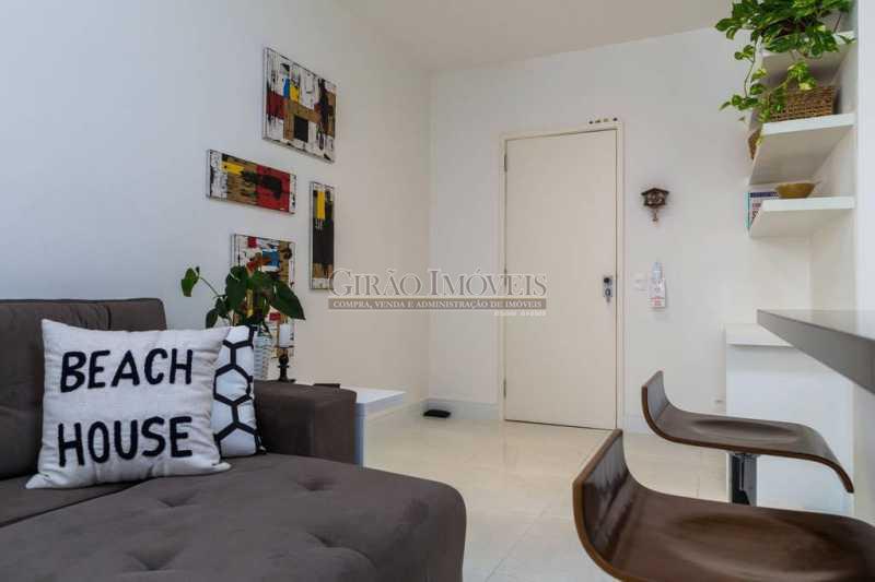 1 - Flat à venda Rua Dias Ferreira,Leblon, Rio de Janeiro - R$ 1.290.000 - GIFL10030 - 3