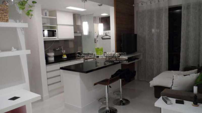8 - Flat à venda Rua Dias Ferreira,Leblon, Rio de Janeiro - R$ 1.290.000 - GIFL10030 - 9
