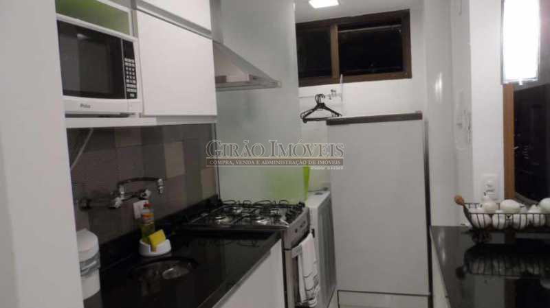 10 - Flat à venda Rua Dias Ferreira,Leblon, Rio de Janeiro - R$ 1.290.000 - GIFL10030 - 11