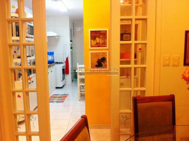 5 - Apartamento 2 quartos para alugar Ipanema, Rio de Janeiro - R$ 3.600 - GIAP20507 - 6