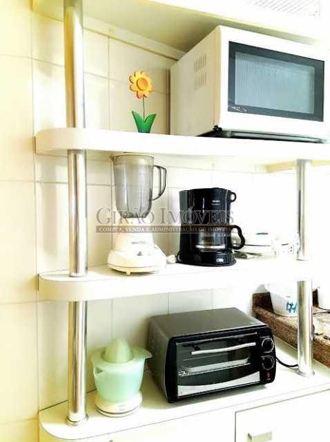 11 - Apartamento 2 quartos para alugar Ipanema, Rio de Janeiro - R$ 3.600 - GIAP20507 - 12