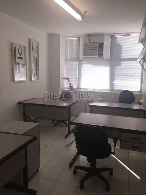 21 - Sala Comercial 60m² à venda Copacabana, Rio de Janeiro - R$ 700.000 - GISL00045 - 16