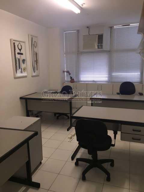 23 - Sala Comercial 60m² à venda Copacabana, Rio de Janeiro - R$ 700.000 - GISL00045 - 17