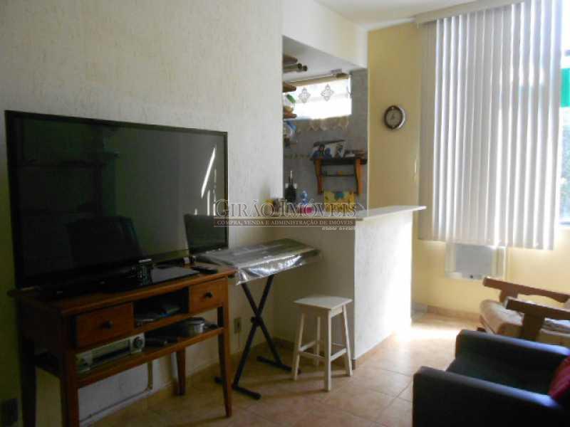 1 - Apartamento 1 quarto à venda Copacabana, Rio de Janeiro - R$ 750.000 - GIAP10267 - 1