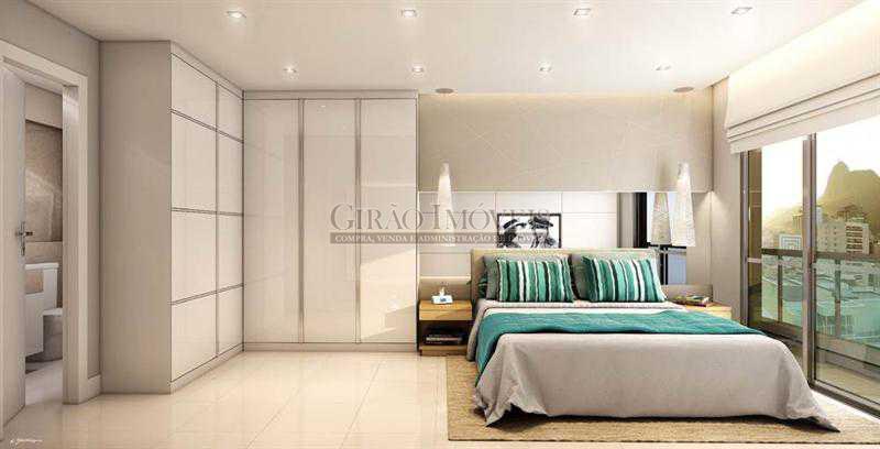 1 suite - Apartamento À Venda - Botafogo - Rio de Janeiro - RJ - GIAP40156 - 1