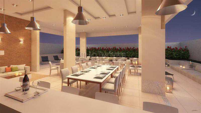 16 salão gourmet - Apartamento À Venda - Botafogo - Rio de Janeiro - RJ - GIAP40156 - 17