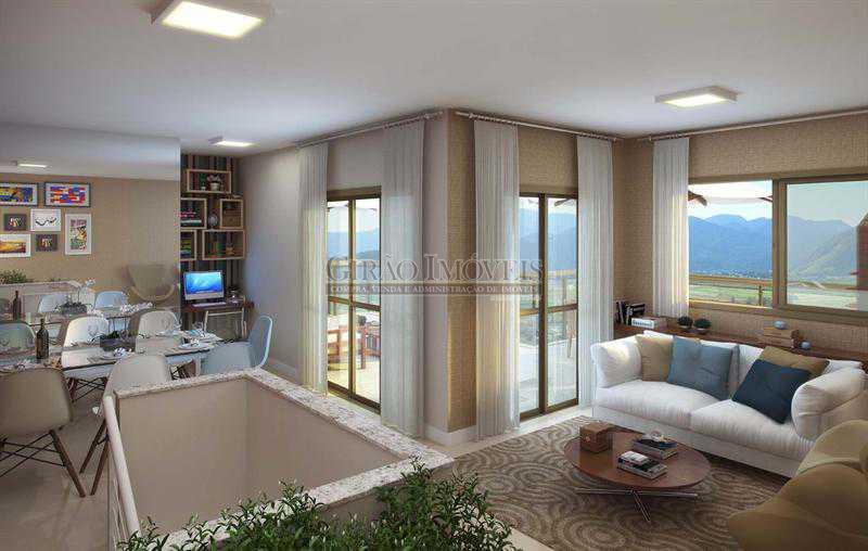 9 Sala Cobertura - Apartamento À Venda - Recreio dos Bandeirantes - Rio de Janeiro - RJ - GIAP20527 - 11