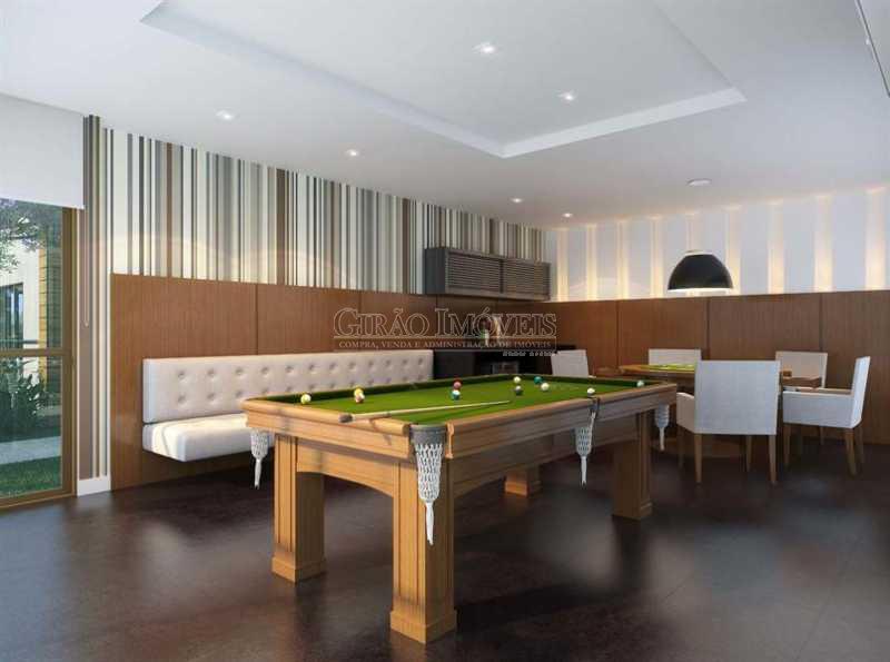 11 Salão de Jogos - Apartamento À Venda - Recreio dos Bandeirantes - Rio de Janeiro - RJ - GIAP20527 - 13