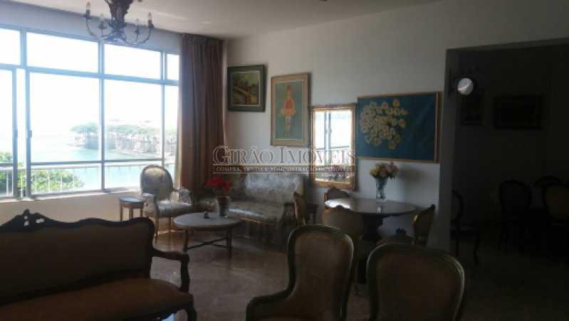 1 - Apartamento Avenida Atlântica,Copacabana, Rio de Janeiro, RJ À Venda, 4 Quartos, 178m² - GIAP40140 - 3