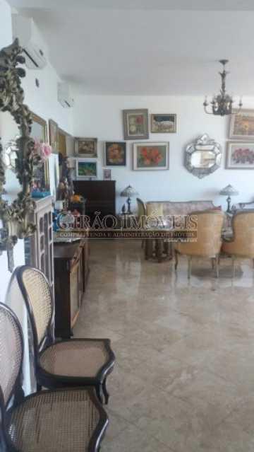 2 - Apartamento Avenida Atlântica,Copacabana, Rio de Janeiro, RJ À Venda, 4 Quartos, 178m² - GIAP40140 - 4