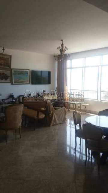 3 - Apartamento Avenida Atlântica,Copacabana, Rio de Janeiro, RJ À Venda, 4 Quartos, 178m² - GIAP40140 - 5