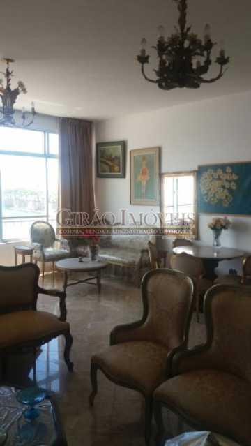 5 - Apartamento Avenida Atlântica,Copacabana, Rio de Janeiro, RJ À Venda, 4 Quartos, 178m² - GIAP40140 - 7