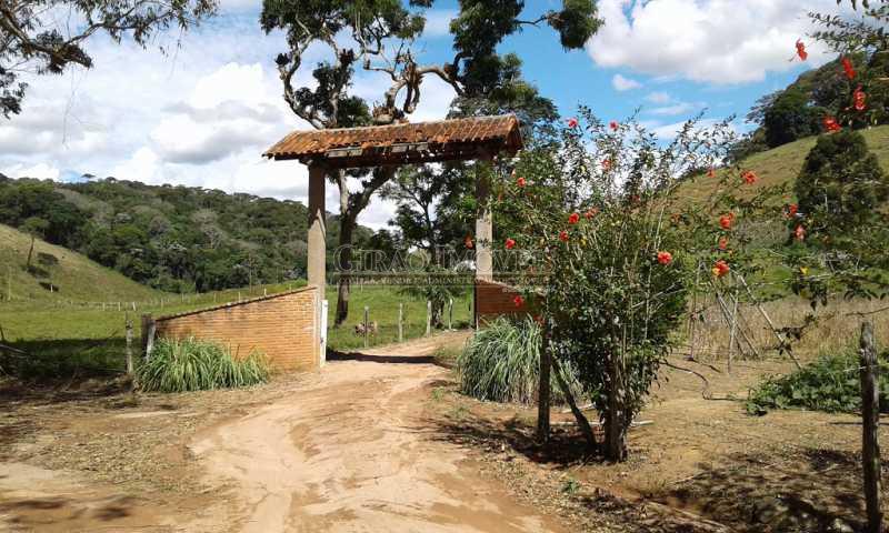 1 - Fazenda à venda Estrada Vargem Grande,Vargem Grande, Duas Barras - R$ 4.000.000 - GIFA40001 - 1