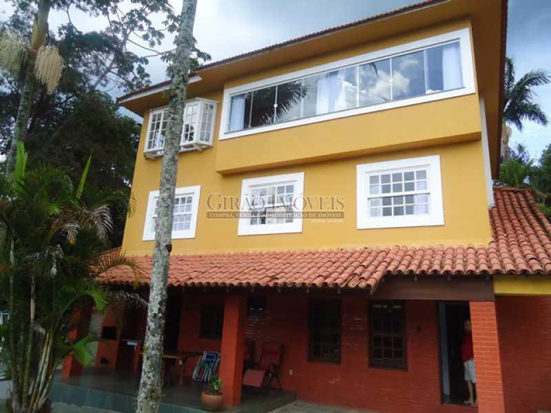 2 FACHADA - Casa em Condominio À Venda - Carlos Guinle - Teresópolis - RJ - GICN40003 - 1