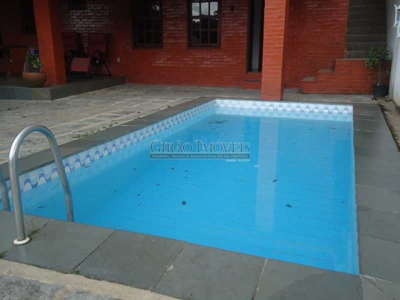 4 PISCINA - Casa em Condominio À Venda - Carlos Guinle - Teresópolis - RJ - GICN40003 - 5