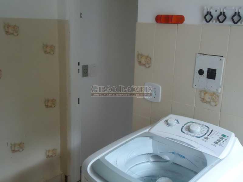 15 ÁREA DE SERVIÇO - Casa em Condominio À Venda - Carlos Guinle - Teresópolis - RJ - GICN40003 - 16
