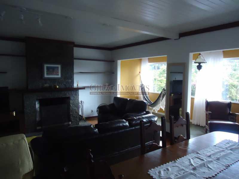 17 SALA PANORÂMICA - Casa em Condominio À Venda - Carlos Guinle - Teresópolis - RJ - GICN40003 - 18