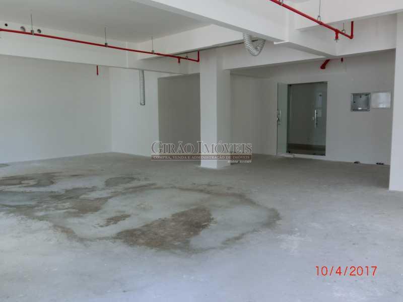 1 - Sala Comercial Para Alugar - Centro - Rio de Janeiro - RJ - GISL00053 - 3