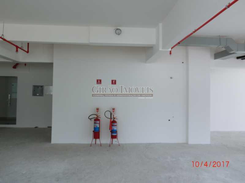 3 - Sala Comercial Para Alugar - Centro - Rio de Janeiro - RJ - GISL00053 - 5