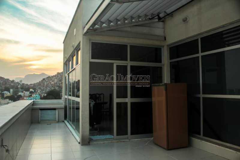 4 - posto 6, cobertura triplex, 4 quartos, 2 suítes terraço, 4 vagas - GICO50006 - 4