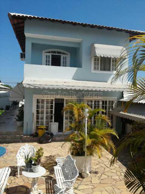 2 PARTE DOS FUNDOS - Casa em Condominio À Venda - Vargem Pequena - Rio de Janeiro - RJ - GICN50001 - 3