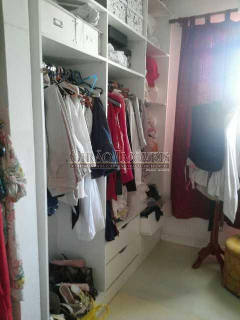 8 CLOSET - Casa em Condominio À Venda - Vargem Pequena - Rio de Janeiro - RJ - GICN50001 - 9