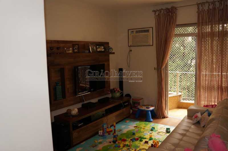05 QUARTO 1 - Apartamento À Venda - Tijuca - Rio de Janeiro - RJ - GIAP40144 - 6