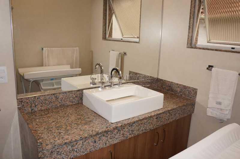 11 BANHEIRO SOCIAL - Apartamento À Venda - Tijuca - Rio de Janeiro - RJ - GIAP40144 - 12