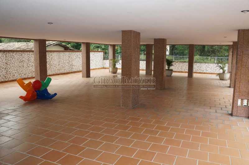 16 PLAYGROUND - Apartamento À Venda - Tijuca - Rio de Janeiro - RJ - GIAP40144 - 17