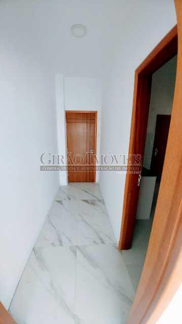 HALL ENTRADA - Apartamento À Venda - Copacabana - Rio de Janeiro - RJ - GIAP30632 - 5