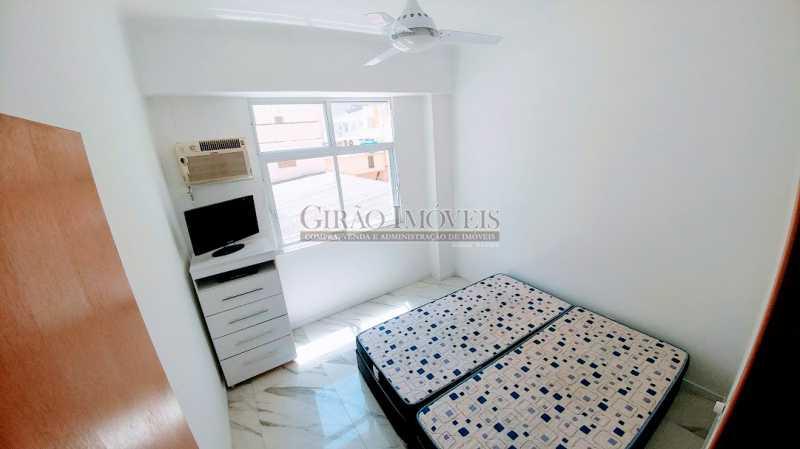 QUARTO 1 - Apartamento À Venda - Copacabana - Rio de Janeiro - RJ - GIAP30632 - 8
