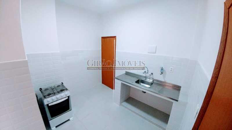 COZINHA, - Apartamento À Venda - Copacabana - Rio de Janeiro - RJ - GIAP30632 - 17