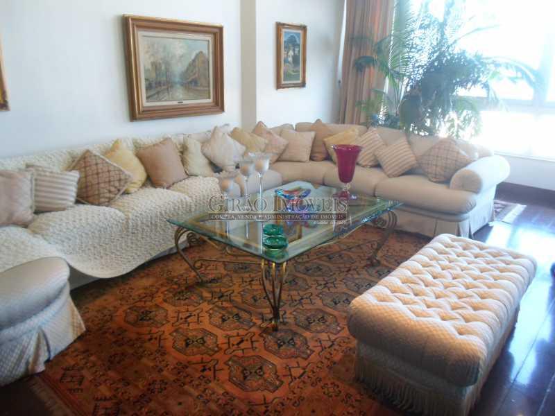 2 - Apartamento à venda Avenida Vieira Souto,Ipanema, Rio de Janeiro - R$ 6.500.000 - GIAP30636 - 3