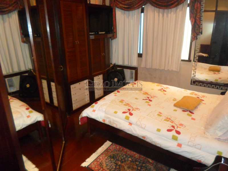 14 - Apartamento à venda Avenida Vieira Souto,Ipanema, Rio de Janeiro - R$ 6.500.000 - GIAP30636 - 15