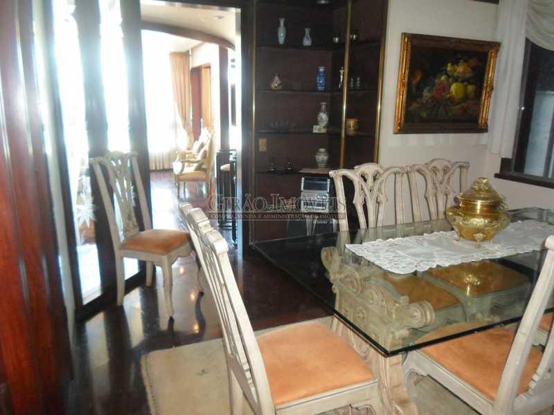 15 - Apartamento à venda Avenida Vieira Souto,Ipanema, Rio de Janeiro - R$ 6.500.000 - GIAP30636 - 16