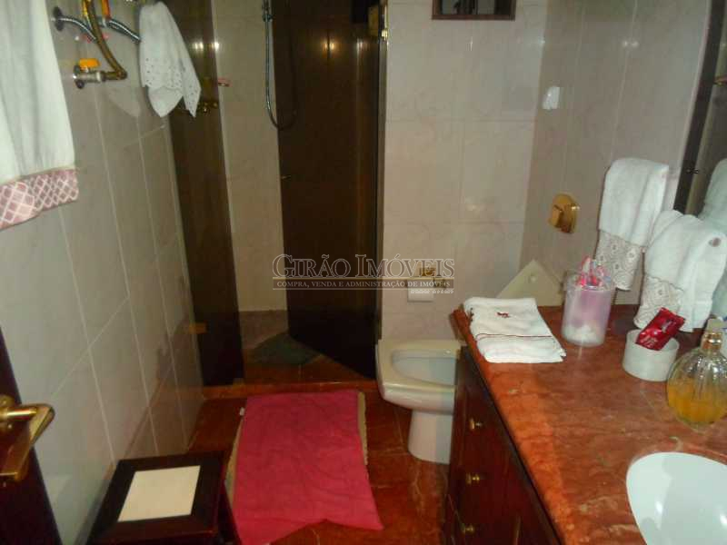 17 - Apartamento à venda Avenida Vieira Souto,Ipanema, Rio de Janeiro - R$ 6.500.000 - GIAP30636 - 18