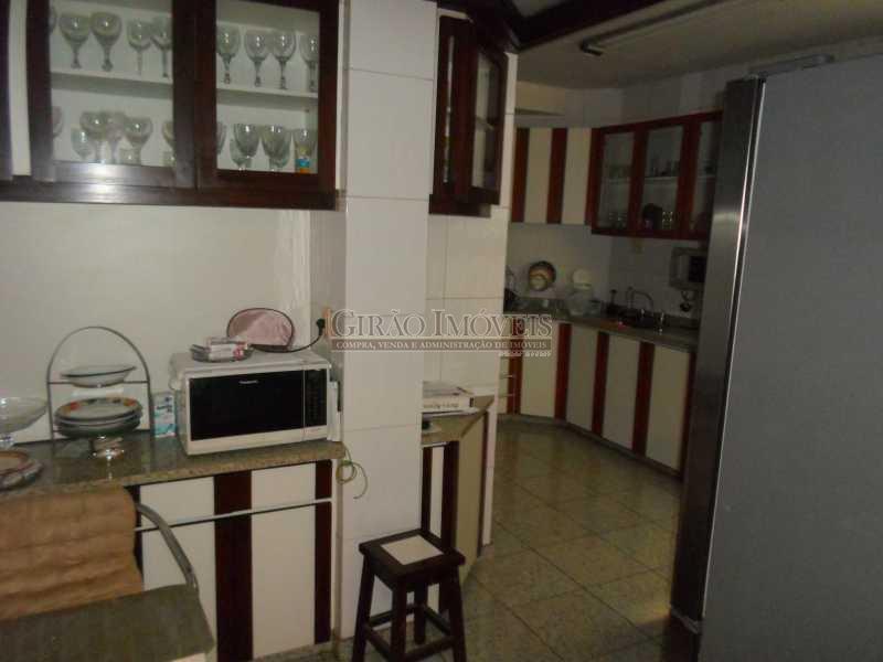 18 - Apartamento à venda Avenida Vieira Souto,Ipanema, Rio de Janeiro - R$ 6.500.000 - GIAP30636 - 19