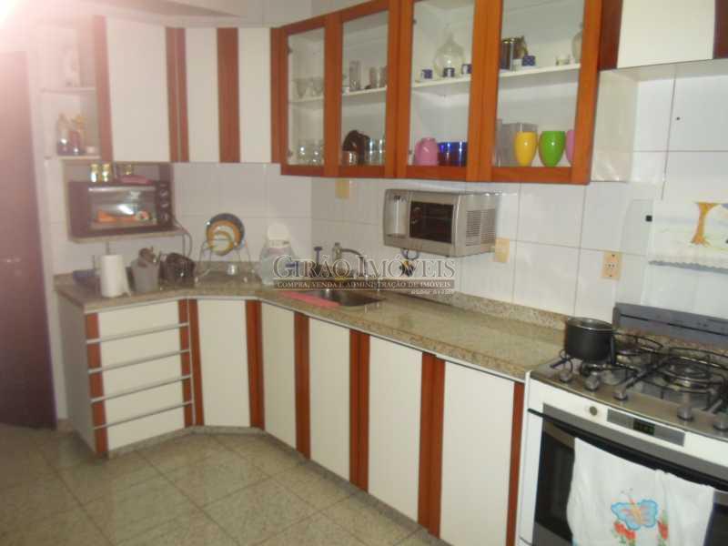 19 - Apartamento à venda Avenida Vieira Souto,Ipanema, Rio de Janeiro - R$ 6.500.000 - GIAP30636 - 20