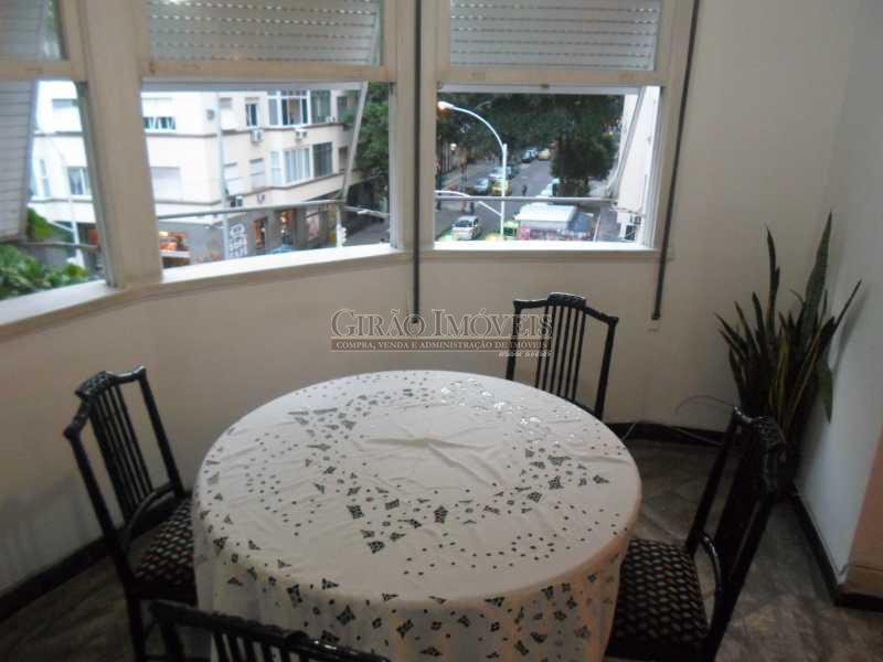 2 - Apartamento à venda Rua Rodolfo Dantas,Copacabana, Rio de Janeiro - R$ 2.200.000 - GIAP40145 - 3