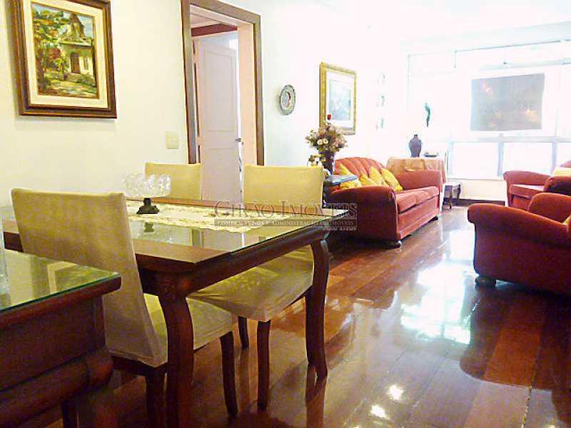 2ff16afd553aa19fa31f4946af63e1 - Apartamento à venda Rua José Linhares,Leblon, Rio de Janeiro - R$ 1.900.000 - GIAP30641 - 1