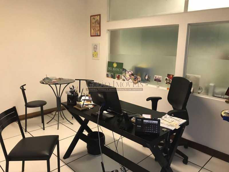 2 Sala direção - Sala Comercial 166m² à venda Rua Francisco Sá,Copacabana, Rio de Janeiro - R$ 2.000.000 - GISL00056 - 3
