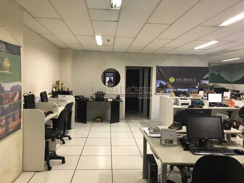 13 Salão lll - Sala Comercial 166m² à venda Rua Francisco Sá,Copacabana, Rio de Janeiro - R$ 2.000.000 - GISL00056 - 14