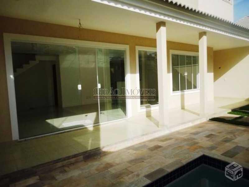 Casa em Condomínio à venda Estrada Campo da Areia,Pechincha, Rio de Janeiro - R$ 760.000 - GICN30004 - 1